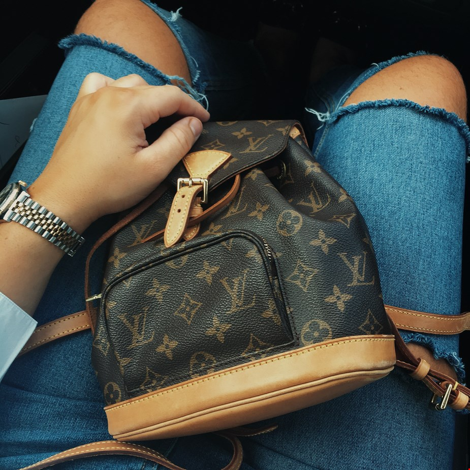b5277a2c9e83 Louis Vuitton Mini Montsouris Backpack. Did your feelings towards the bag  ...