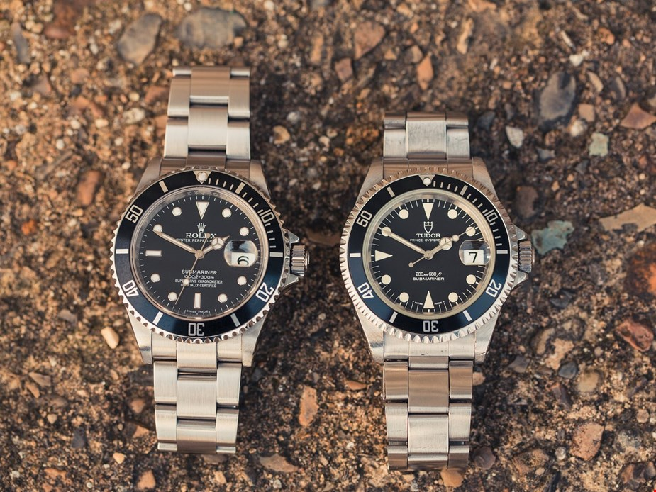 Is the Tudor Submariner Ref  79190 the next collector's