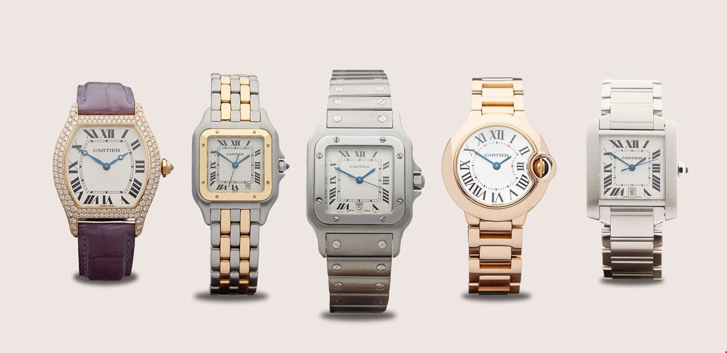 d240cf3dd0e 5 Top-Selling Pre-Owned Women s Cartier Watches