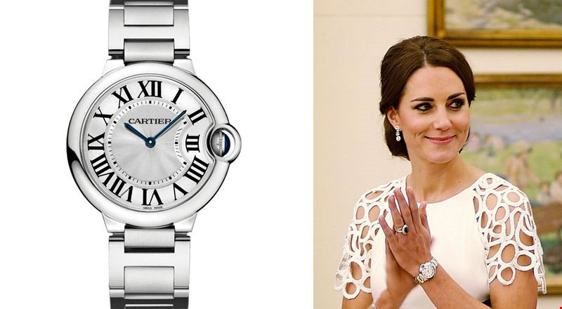 Watches Of The British Royal Family Xupes Watches Xupes