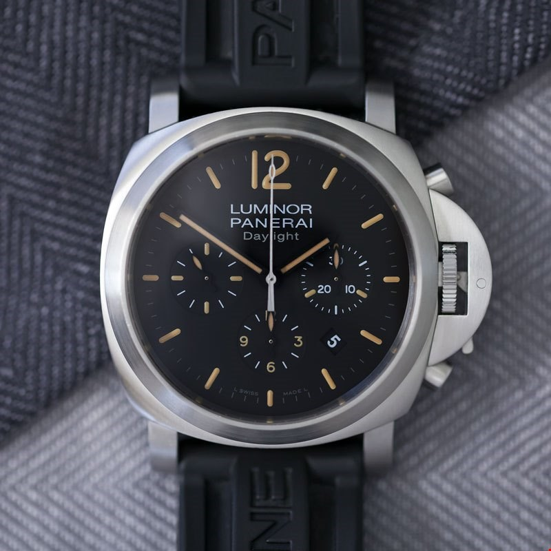 Head To Head Cartier Roadster Chrono Vs Panerai Luminor