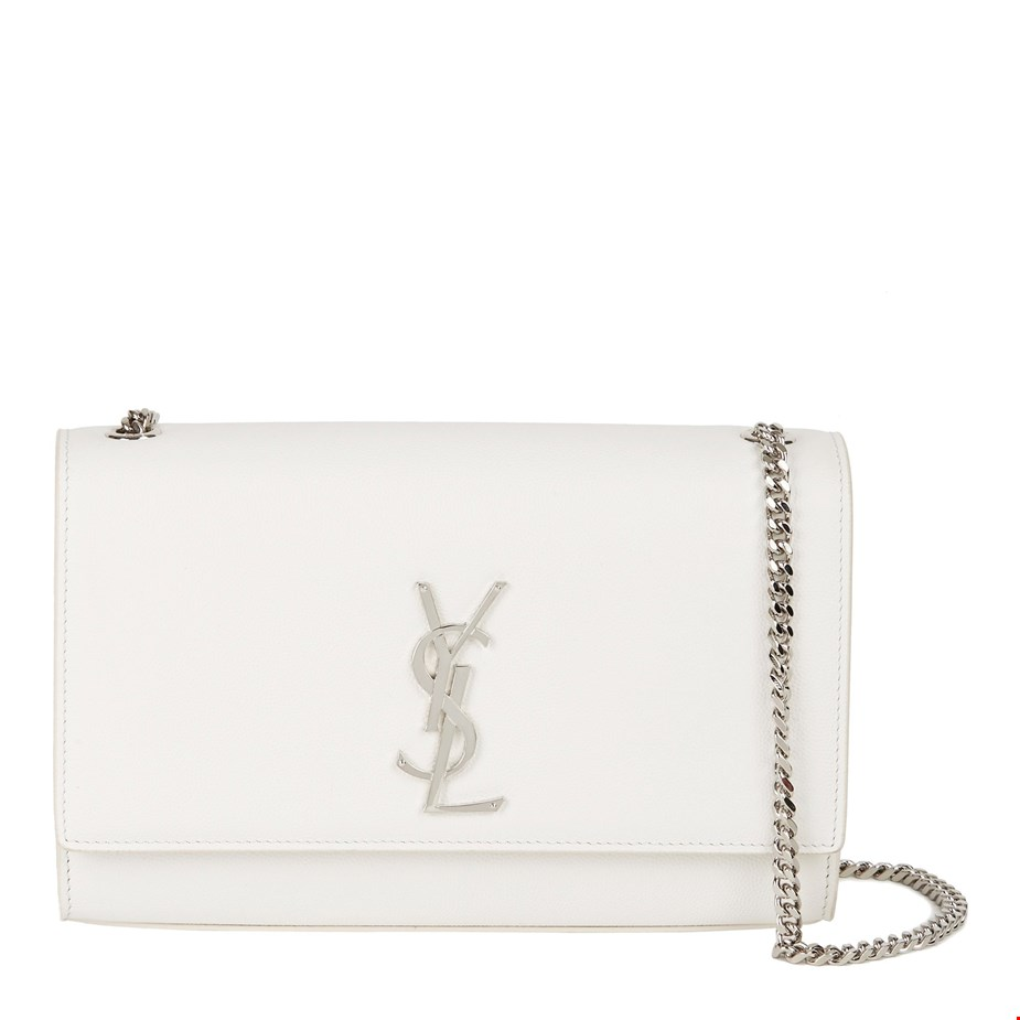 White-Grained-Calfskin-Leather-Medium-Kate