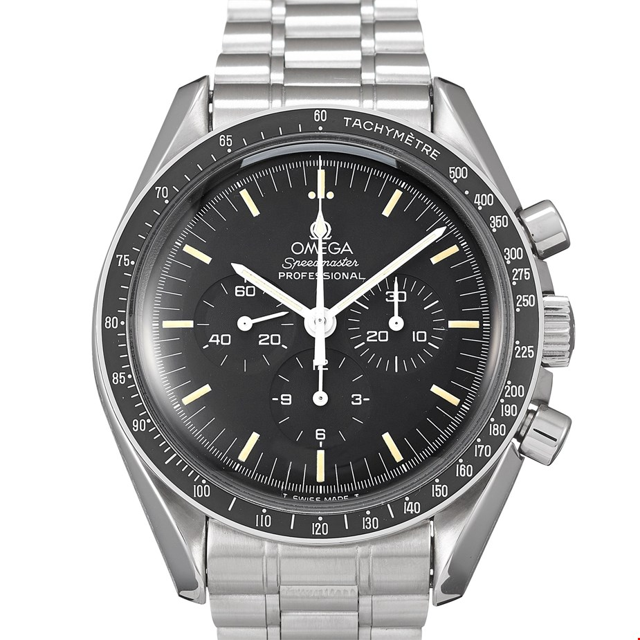 OMEGA SPEEDMASTER PROFESSIONAL MOONWATCH STAINLESS STEEL 3590.50.00