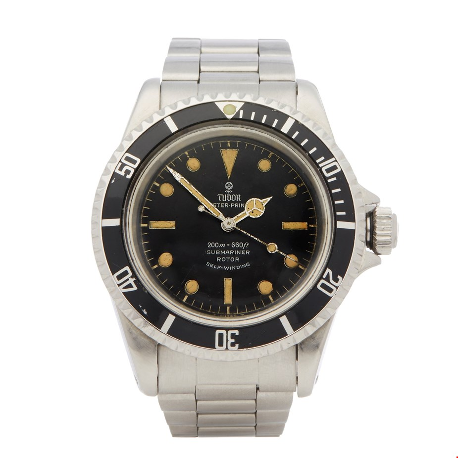 TUDOR SUBMARINER STAINLESS STEEL 7928